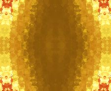 Free Red And Gold Abstract Background Royalty Free Stock Photo - 3725055