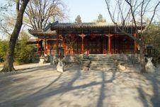 Free Chinese Garden II Stock Photo - 3725770