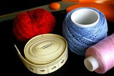 Free Sewing Kit Stock Images - 3726874