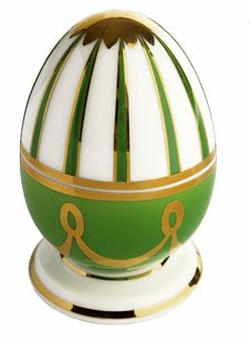 Free Ceramic Egg Royalty Free Stock Photo - 3727005