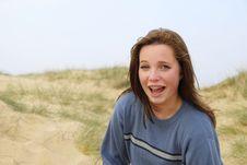 Free Laughing Girl Stock Photos - 3727373