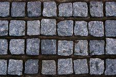 Free Stone Block Paving Stock Photos - 3727513