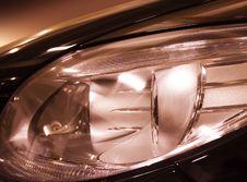 Free Headlights Stock Photo - 3727770