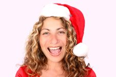 Free Mrs. Santa Royalty Free Stock Image - 3727926