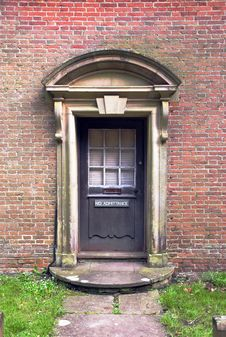 Free Old Door Stock Photography - 3728022