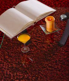 Free Romantic Table Stock Image - 3729261
