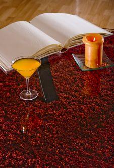 Free Romantic Table Stock Photo - 3729280