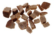Free Rye Crackers Royalty Free Stock Photos - 37224758