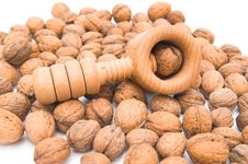 Free Walnuts Stock Image - 3730181