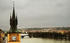 Free Prague Royalty Free Stock Photography - 3731127