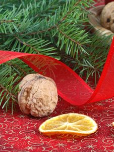 Free Christmas Still Life Stock Photography - 3731512