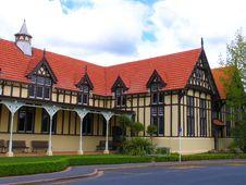 Free Rotorua Museum Stock Image - 3732881