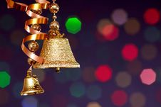 Free Jingle Bells Stock Photography - 3733782