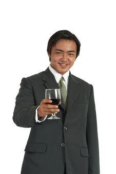 Free Businessman Stock Photo - 3734330