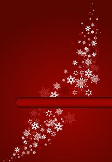 Free Abstract Winter Background.Vec Stock Images - 3734454