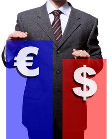 Free Dollar Eur Stock Photo - 3734670