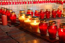 Free Lighting Candles Stock Photo - 3735110