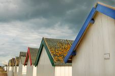 Free Beach Hut Roofs Stock Images - 3735604