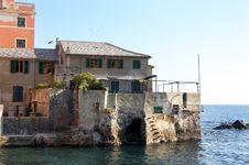 Free Genova Coast Royalty Free Stock Images - 3735719