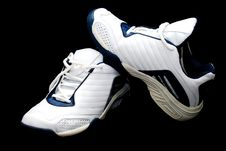 Free Sport Shoes Royalty Free Stock Image - 3736216