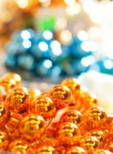 Free Abstract Christmas Background Stock Image - 3738691