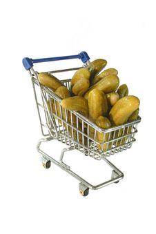 Free Cucumbers Royalty Free Stock Photos - 3738858