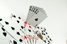 Free Poker Seriers Stock Photography - 3739622