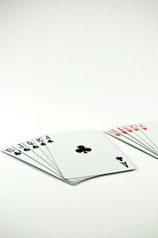 Free Poker Seriers Stock Image - 3739651