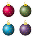Free Christmas Tree Balls Stock Photography - 3747462