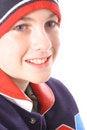 Free Handsome Boy Headshot Vertical Stock Photo - 3749800