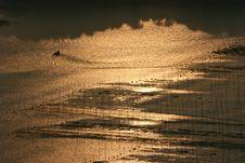 Sunrise Of Sea Royalty Free Stock Images