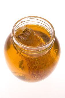 Free Fresh Honey With Honeycomb Stock Photos - 3741333