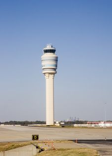 Free Airport Control Tower Stock Images - 3742294