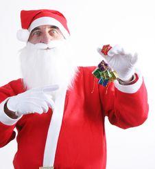 Free Santa Stock Image - 3742521