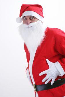 Free Santa Royalty Free Stock Photography - 3742727