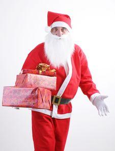 Free Santa Royalty Free Stock Photos - 3743088