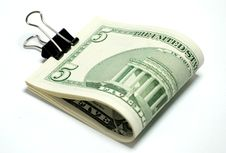 Free Bills And Clip 2 Stock Photos - 3743933