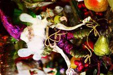 Free Christmas Ornament Royalty Free Stock Image - 3744176