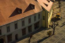 Free Medieval Sibiu Royalty Free Stock Image - 3744286