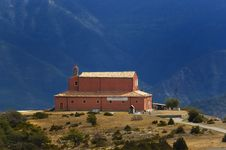 French Church No.1 Royalty Free Stock Image