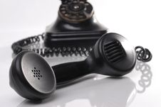 Free Antique Phone Royalty Free Stock Photography - 3745037