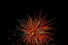 Free Fireworks Royalty Free Stock Photography - 3745067