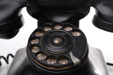 Free Antique Phone Royalty Free Stock Photography - 3745077