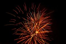Free Fireworks Royalty Free Stock Photos - 3745108