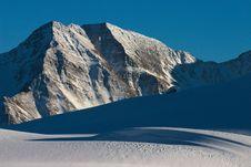 Free Battlihorn Ridge, Swiss Alps Royalty Free Stock Images - 3745269
