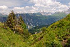 Free Alps Stock Image - 3745491