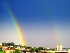 Free Rainbow Royalty Free Stock Photo - 3745815