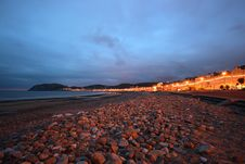 Free Llandudno Beach At Dawn Royalty Free Stock Image - 3746276
