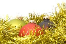 Free Colorful Ornaments Stock Photography - 3746932