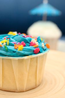 Free Delicious Cup Cakes Royalty Free Stock Photo - 3747255